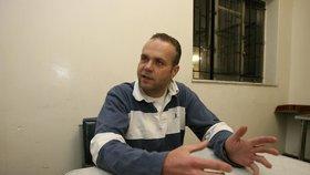 Radovan Krejčíř u soudu v jihoafrickém Johannesburgu