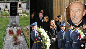 4 největší záhady po smrti Gotta (†80): Dědictví a hrob Zlatého slavíka!
