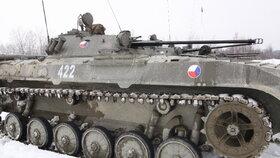Bojové vozidlo pěchoty 2 (BVP-2)