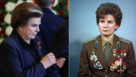 Valentina Těreškovová