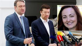 Kandidát SPD Semín neuspěl, do Rady ČTK zamířila Angelika bazalová, kterou nominovali Piráti