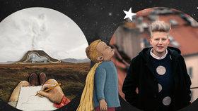 Interaktivní výstavu Malý princ v holešovickém Vnitroblocku můžete prožít od 25. října do 31. prosince.