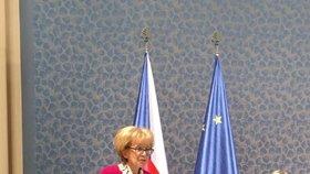 Poslankyně Válková pozvala zástupce neziskovek na Úřad vlády 17. 10. 2019.