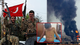 Kurdové obvinili Turecko z používání chemických zbraní.