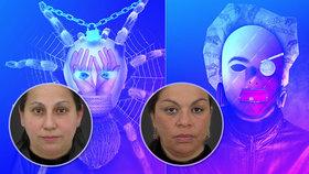 Kdo se skrývá za maskou? Dvě Češky patří mezi nejhledanější zločince Evropy!