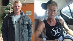 Zoufalá máma ukázala, co dokáže heroin: Ze syna udělal trosku za pouhých sedm měsíců