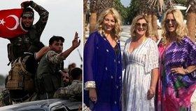 Monika Babišová vyrazila do Turecka v napjaté době