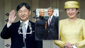 Japonsko se připravuje na císařský ceremoniál, bude mu přihlížet i Babiš.