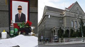 Sebevražda talentovaného studenta práv všemi otřásla.