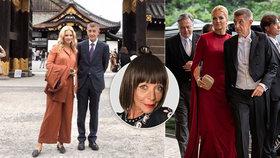 Japonská zkouška premiéra Babiše a jeho ženy! Obstáli, nebo ne?