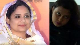 Bangladéšská poslankyně Tamanna Nusratová za sebe na zkoušky posílala dvojnici.