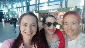 Ivanka se svými sestrami