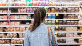 Podle Čechů se dá nejvíce ušetřit na výdajích za potraviny (ilustrační foto)
