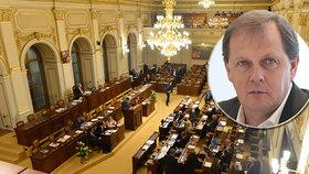 Zpráva ČT za rok 2016 prošla Sněmovnou