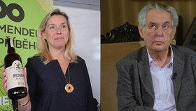 Rektorka Mendelovy univerzity odmítla pozvání na Hrad 28. října.