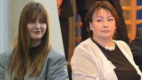 Účesy Kateřiny Zemanové a Ivany Zemanové budí pozornost častými změnami