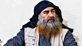 Vůdce ISIS abú Bakr Bagdádí