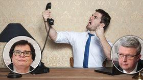 """Ministerstvo chce ztížit """"šmejdům"""" obchody po telefonu"""