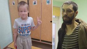 Vražda chlapečka (†6) v mateřské školce: Při odpoledním spánku ho zabil psychopat s nožem!