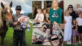 Bez manžela a táty se Lence a jejím dětem žije těžce.