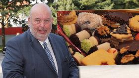 Vánoční cukroví podraží, ministr vysvětlil proč.