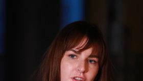 Kateřina Zemanová podporuje manželství pro gaye a lesby
