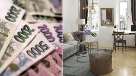 Češi si stěžují na malé bydlení