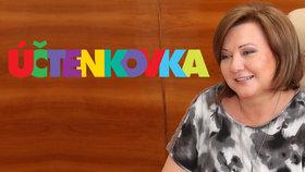 Ministryně financí Alena Schillerová (za ANO) mění pravidla loterie Účtenkovka
