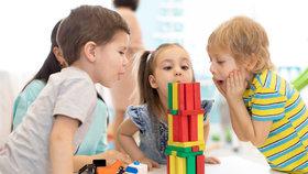 Ministerstvo školství požaduje, aby zápis do školek probíhal na dálku (ilustrační foto).
