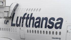 Kvůli stávce Lufthansa ruší stovky letů