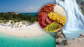 V Dominikánské republice je léto celý rok.