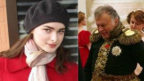 Ruský profesor rozčtvrtil svou milenku: Jeho první žena zemřela za podivných okolností