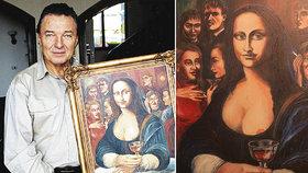 Pravda o prodeji Gottova (†80) nejslavnějšího obrazu: Detaily smlouvy a miliony!