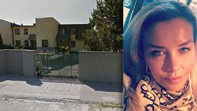 Miliardářská dcera Rezešová prodává honosnou rodinnou vilu: Plánuje prchnout do ciziny!