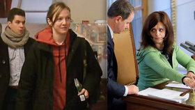 Politička dorazila do parlamentu v mikině s kapucí. Schytala stejně jako před lety Jermanová.