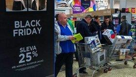 Nákupní svátek Black Friday se pomalu blíží do Česka.