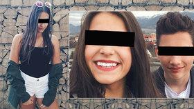 Policie rozhodla: Judita (16) měla brutálně zavraždit kamaráda Tomáše (†16)