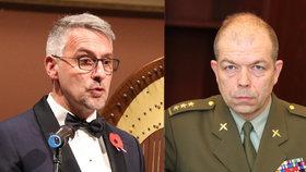 Metnar zváží budoucnost šéfa odboru válečných veteránů Stehlíka