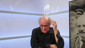 Hudebník Michael Kocáb hovořil ve studiu Blesk k 30. výročí sametové revoluce.