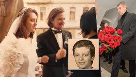 Politici vzpomínají na 17. listopad 1989: Petr Fiala (ODS) našel lásku, Vít Rakušan byl školák, Andrej Babiš pobýval v Maroku.