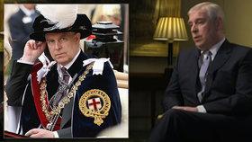 Pikantní rozhovor BBC: Princ Andrew promluví o přátelství s pedofilem