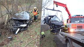 Další silniční tragédie: U Havířova zemřeli dva lidé