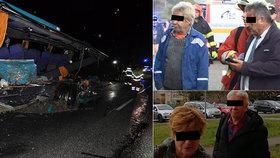Řidič auta se štěrkem, který se v Nitře srazil s autobusem: Útěk z nemocnice. Chráníme ho, říká žena řidiče autobusu
