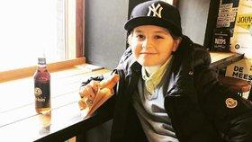 Laurent Simons (9) je bystrý žák.