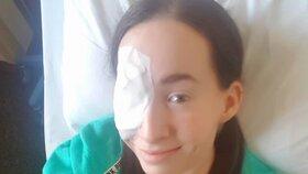 Ivanka s novou tváří: Vážná komplikace po operaci a smutek. Musí zpět do Japonska.