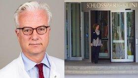 Útočník na veřejné přednášce na berlínské klinice ubodal řečníka. Obětí byl podle německých médií lékař Fritz von Weizsäcker, syn exprezidenta Německa