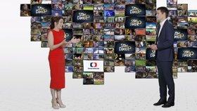 Česká televize do kampaně k přechodu na DVB-T2 zapojila i soutěž StarDance