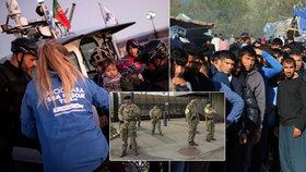 Nelegálních migrantů přibývá, Evropská unie volá o pomoc.