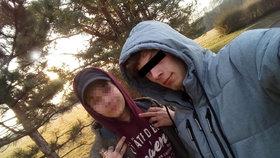 Zastřelený Matěj Ch. († 22) měl na facebooku spoustu společných fotek s Patrikem S. (†17), který ho zastřelil.