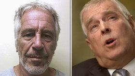 Princ Andrew utíká z veřejného života! Kvůli Epsteinovi a obviněním ze zneužívání.